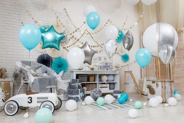 Kreation aus Luftballons 4