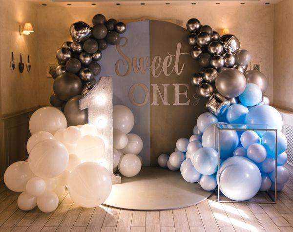 Luftballons Dekor 5