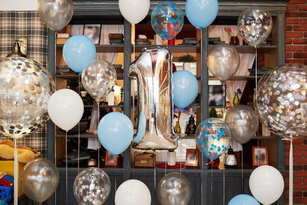 Luftballons-Dekor-Geburtstag-1